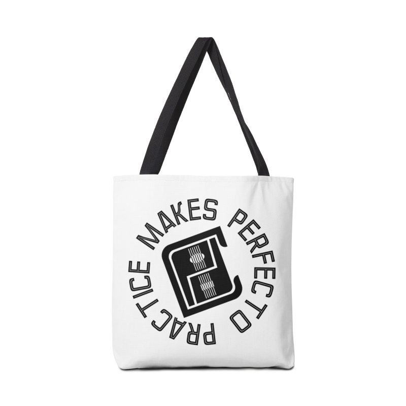 PMP Circle Accessories Bag by Perfecto De Castro's Artist Shop