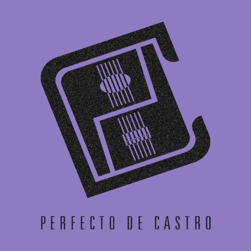 PDC Logo Accessories Bag by Perfecto De Castro's Artist Shop
