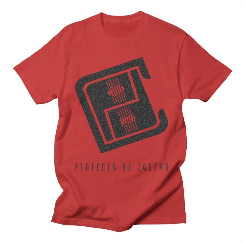PDC Logo Men's T-Shirt by Perfecto De Castro's Artist Shop