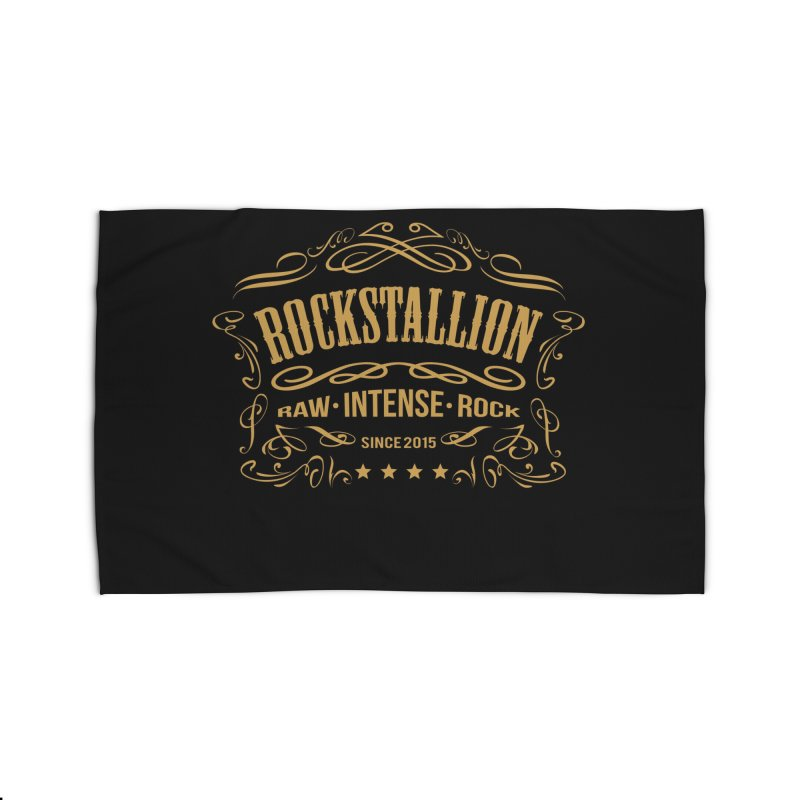 RockStallion Vintage Home Rug by Perfecto De Castro's Artist Shop