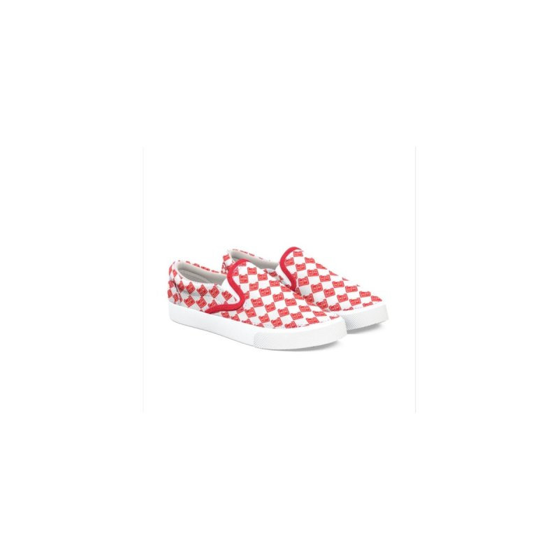 PDC Checkered Kicks R/W by Perfecto De Castro's Artist Shop