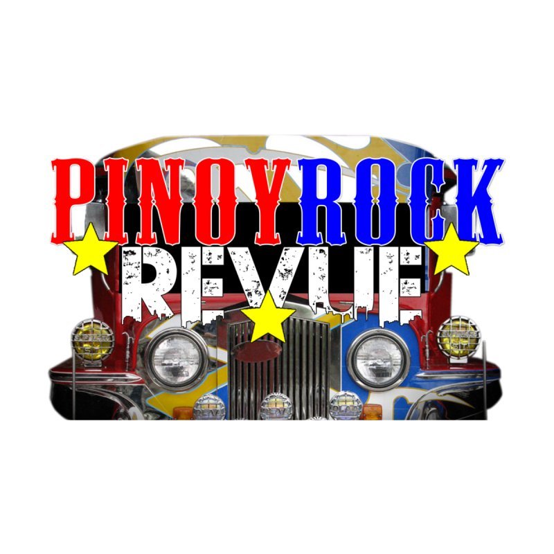 Pinoy Rock Revue Men's T-Shirt by Perfecto De Castro's Artist Shop