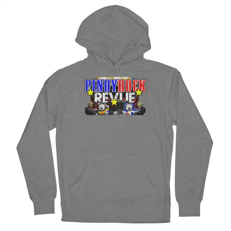Pinoy Rock Revue Women's Pullover Hoody by Perfecto De Castro's Artist Shop