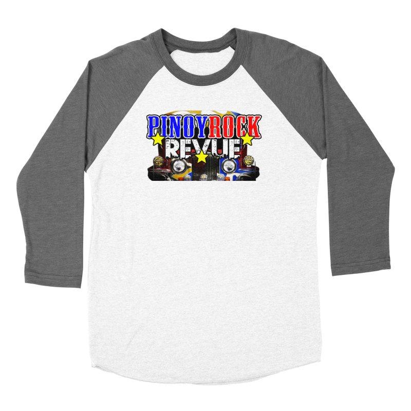 Pinoy Rock Revue Men's Longsleeve T-Shirt by Perfecto De Castro's Artist Shop