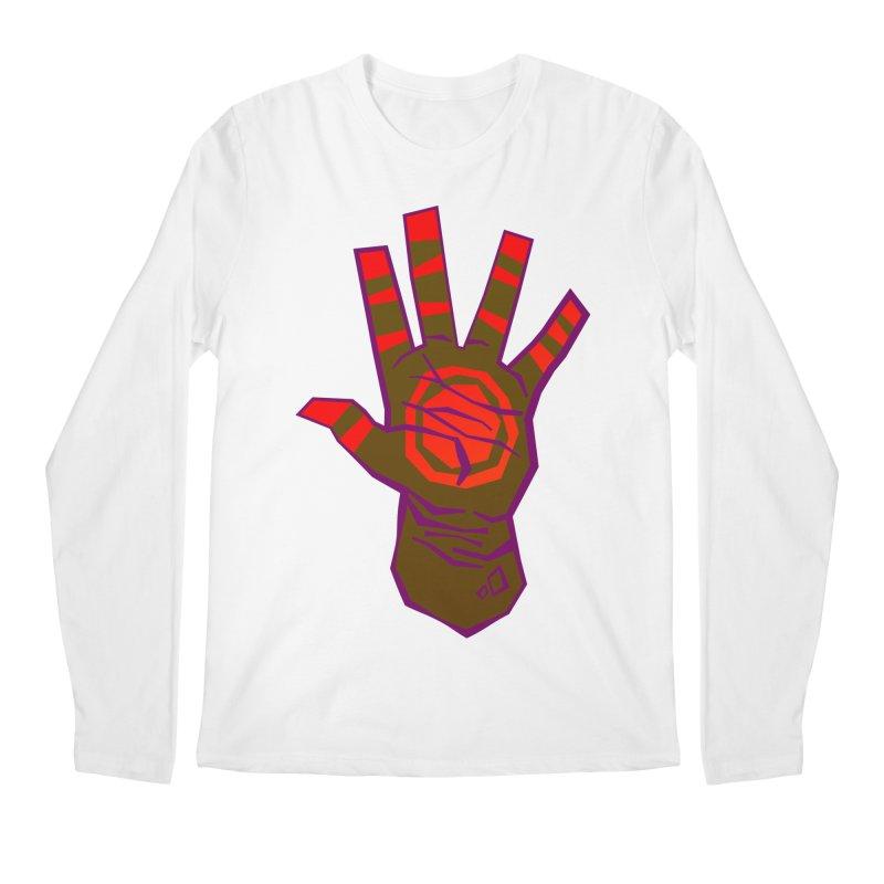 Mehndi Gone Wrong Men's Longsleeve T-Shirt by Phancipy's Artist Shop