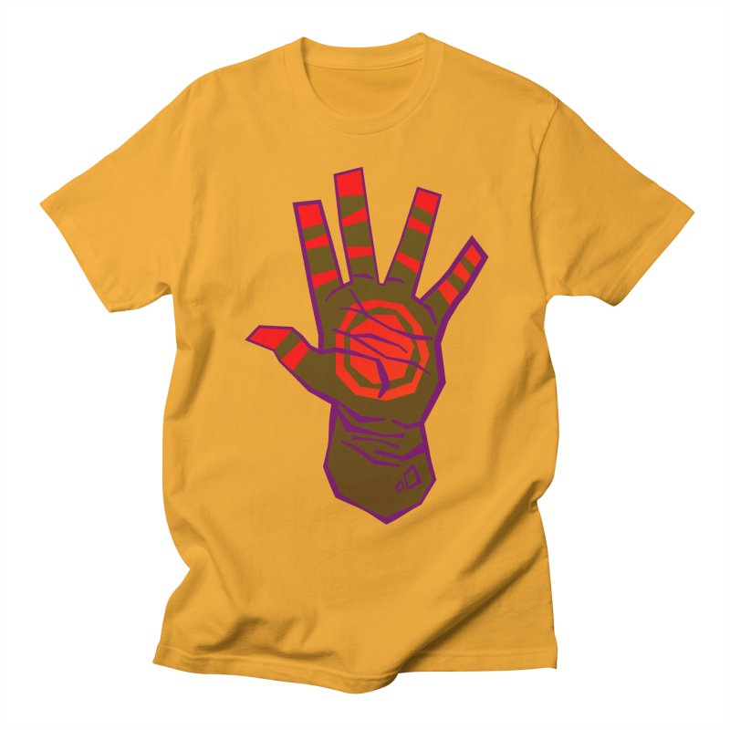 Mehndi Gone Wrong Men's Regular T-Shirt by Phancipy's Artist Shop