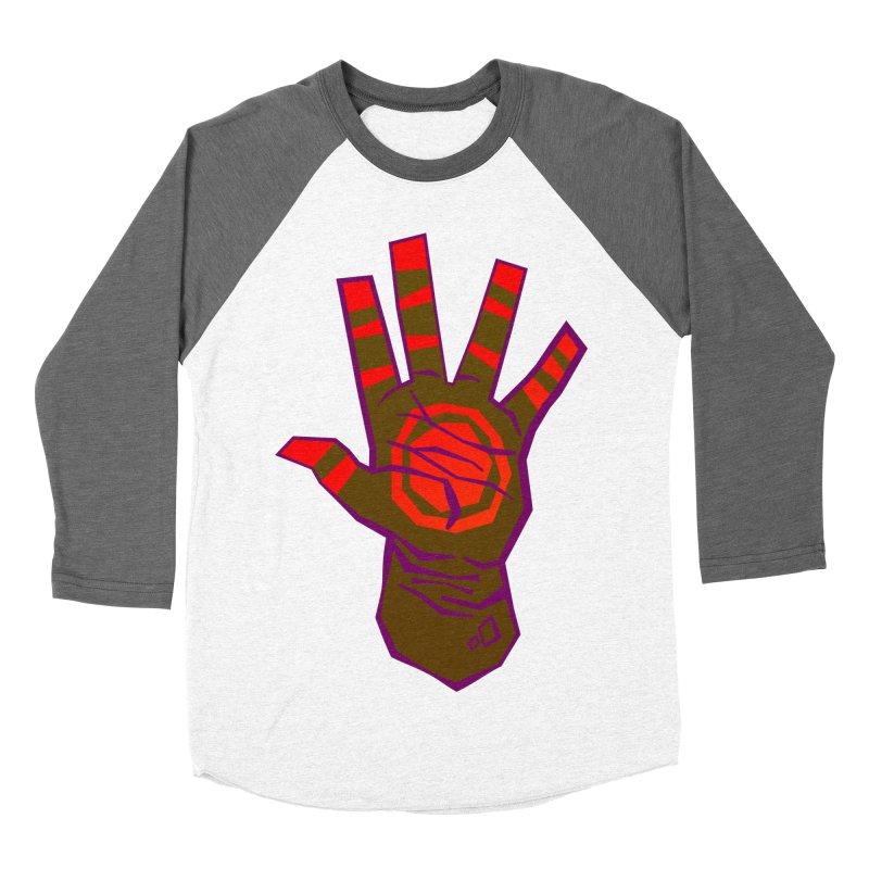Mehndi Gone Wrong Women's Baseball Triblend T-Shirt by Phancipy's Artist Shop