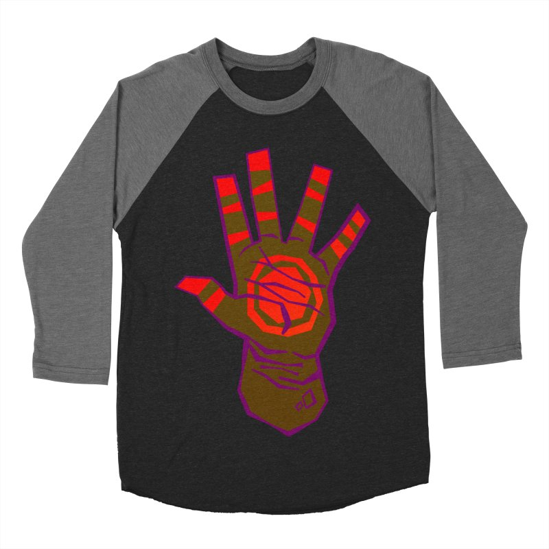 Mehndi Gone Wrong Women's Baseball Triblend Longsleeve T-Shirt by Phancipy's Artist Shop