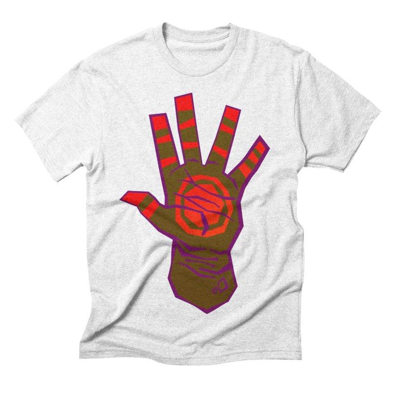 Mehndi Gone Wrong Men's Triblend T-shirt by Phancipy's Artist Shop
