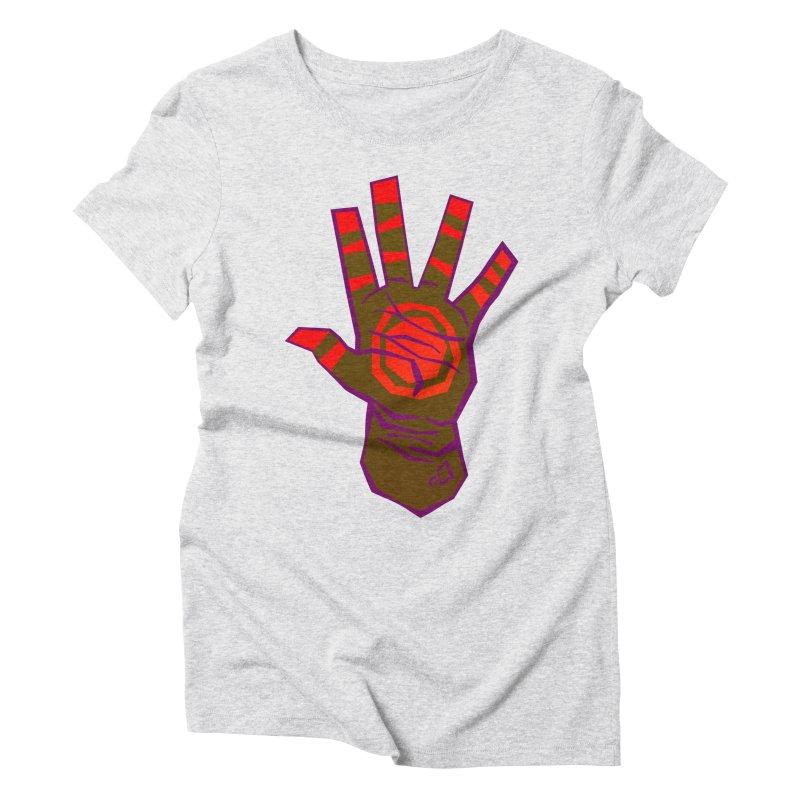 Mehndi Gone Wrong Women's Triblend T-Shirt by Phancipy's Artist Shop