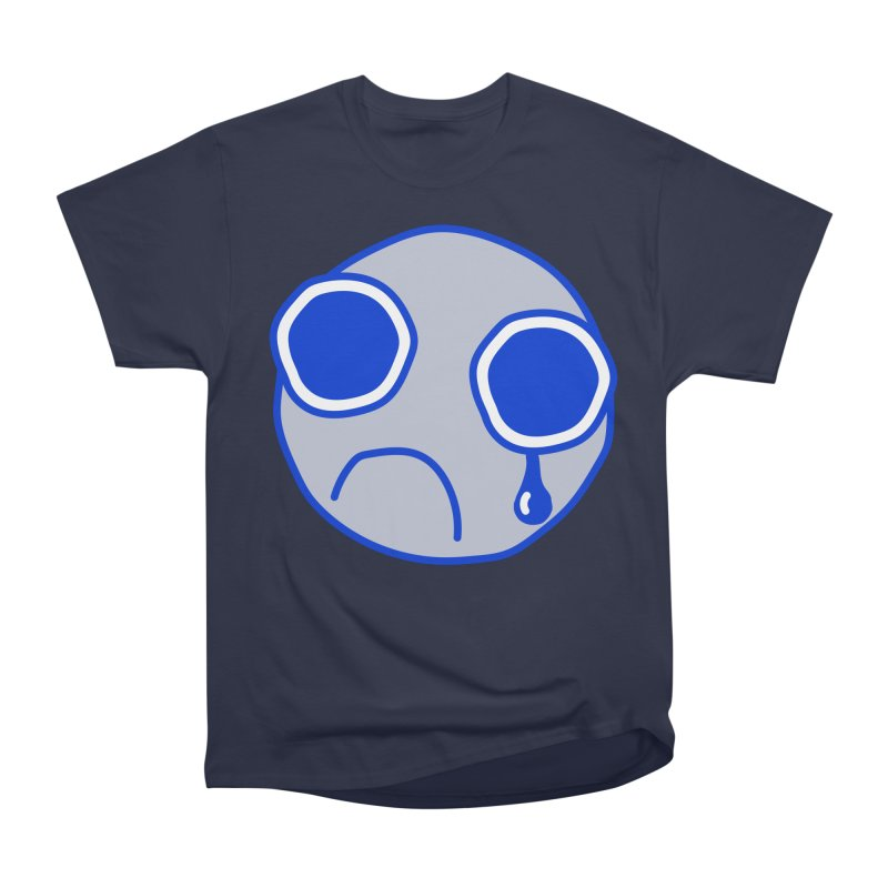 Tfw Sad Face Men's Classic T-Shirt by Phancipy's Artist Shop