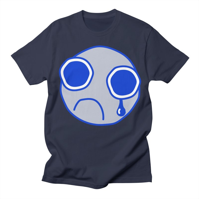 Tfw Sad Face Men's T-Shirt by Phancipy's Artist Shop