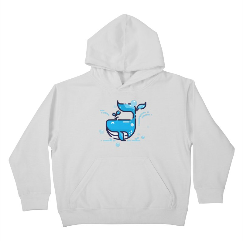 Is it whale done? Kids Pullover Hoody by PhantomPoints's Artist Shop
