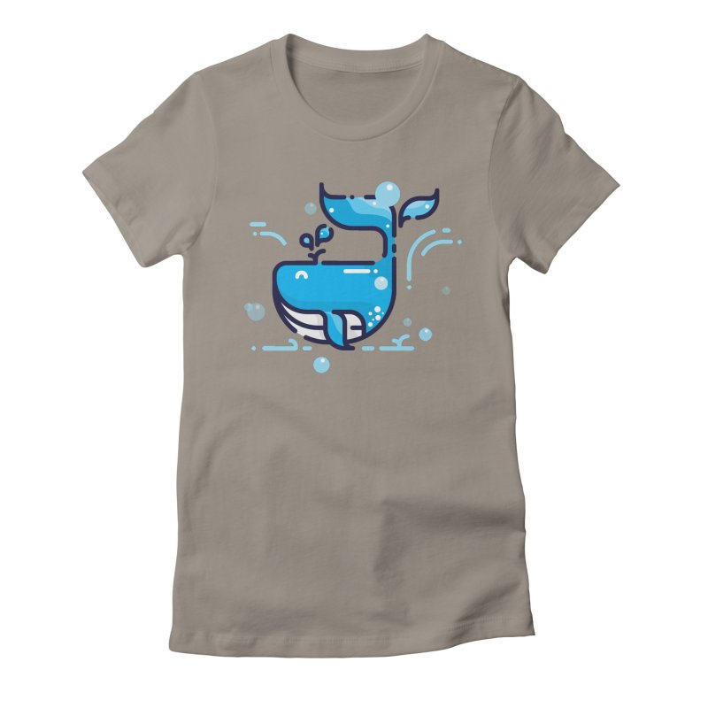Is it whale done? Women's T-Shirt by PhantomPoints's Artist Shop