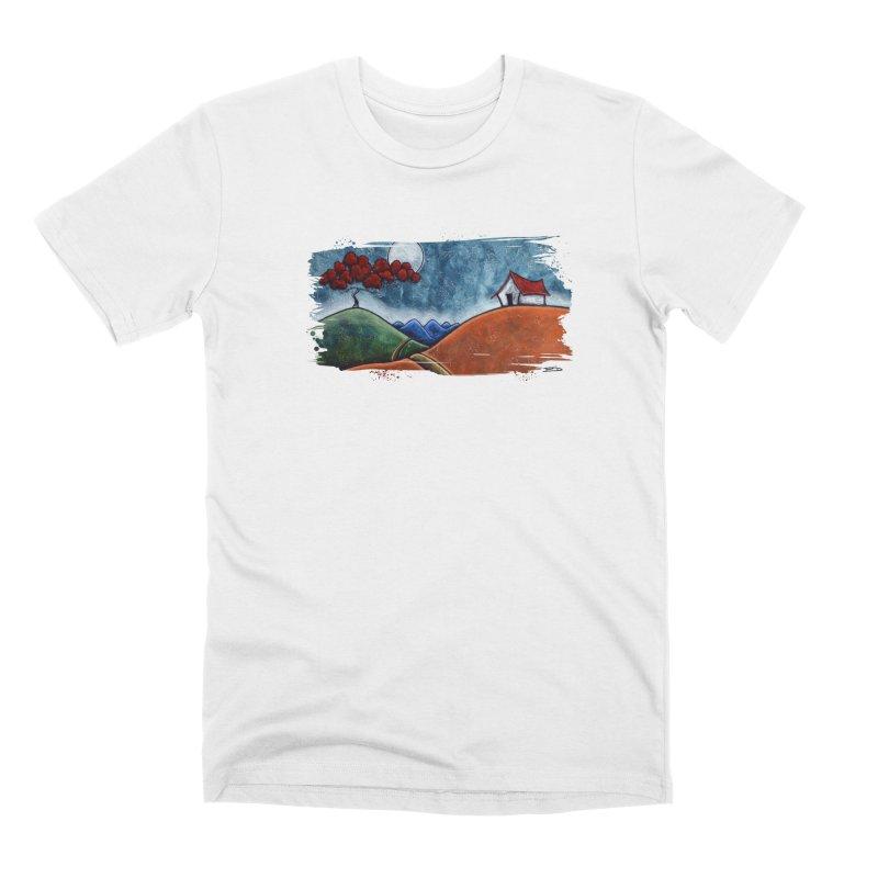 The Way Men's T-Shirt by PhilipDeAngeloStudio