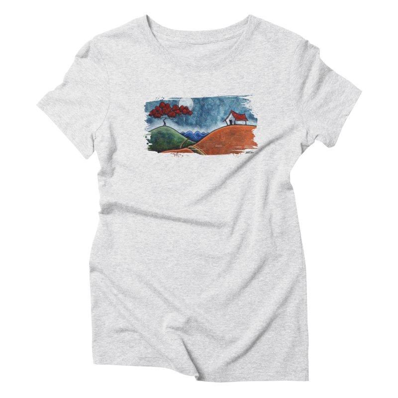 The Way Women's T-Shirt by PhilipDeAngeloStudio