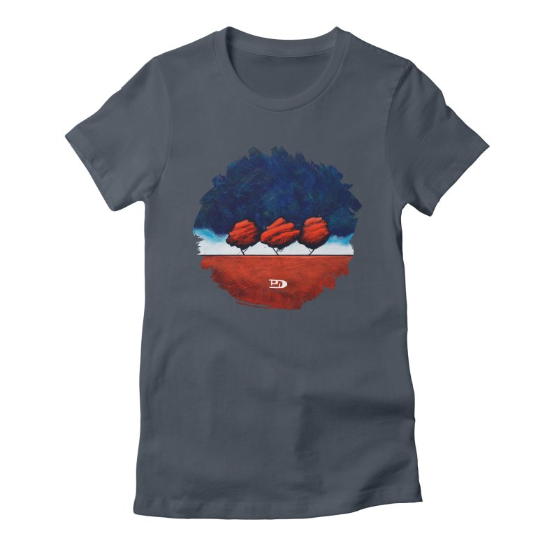 Vermilion Women's T-Shirt by PhilipDeAngeloStudio