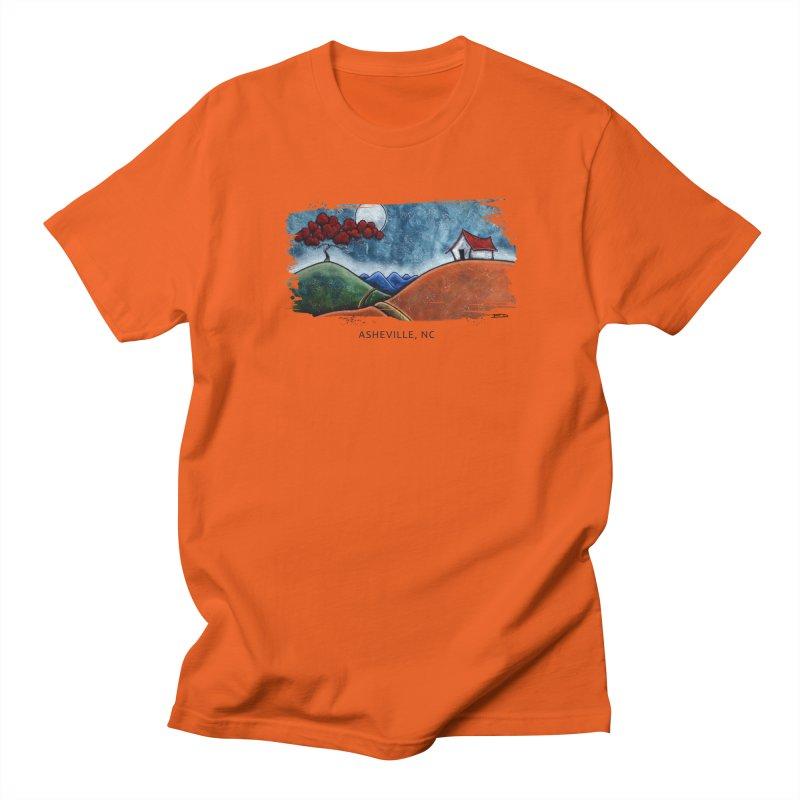 The Way NC Men's T-Shirt by PhilipDeAngeloStudio