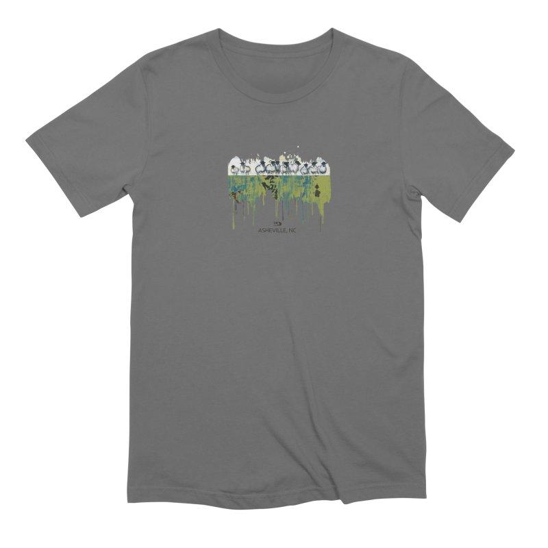 Solidarity NC Men's T-Shirt by PhilipDeAngeloStudio