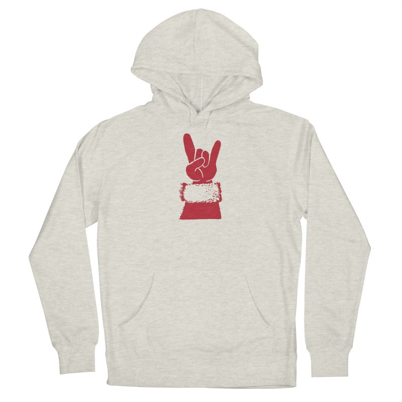 Hail Santa! Women's Pullover Hoody by Illustrations by Phil