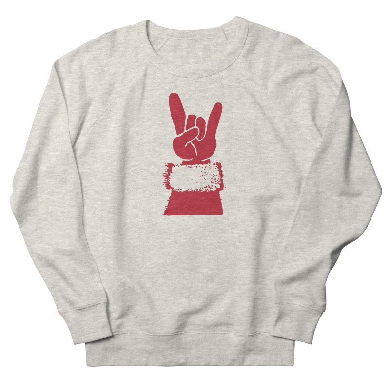 Hail Santa! Women's Sweatshirt by Illustrations by Phil