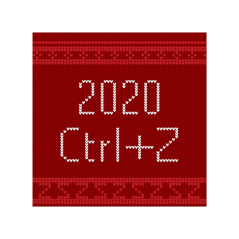 Undo 2020 Accessories Magnet by Illustrations by Phil