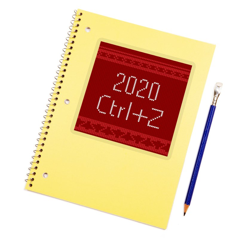 Undo 2020 Accessories Sticker by Illustrations by Phil