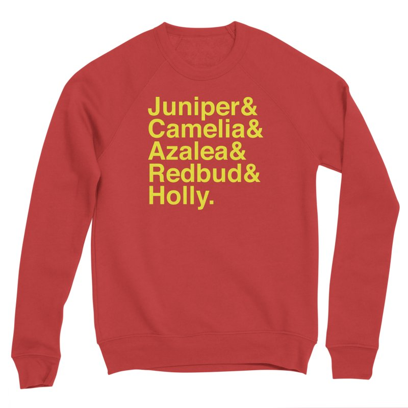 Favorite Holes Women's Sweatshirt by Illustrations by Phil
