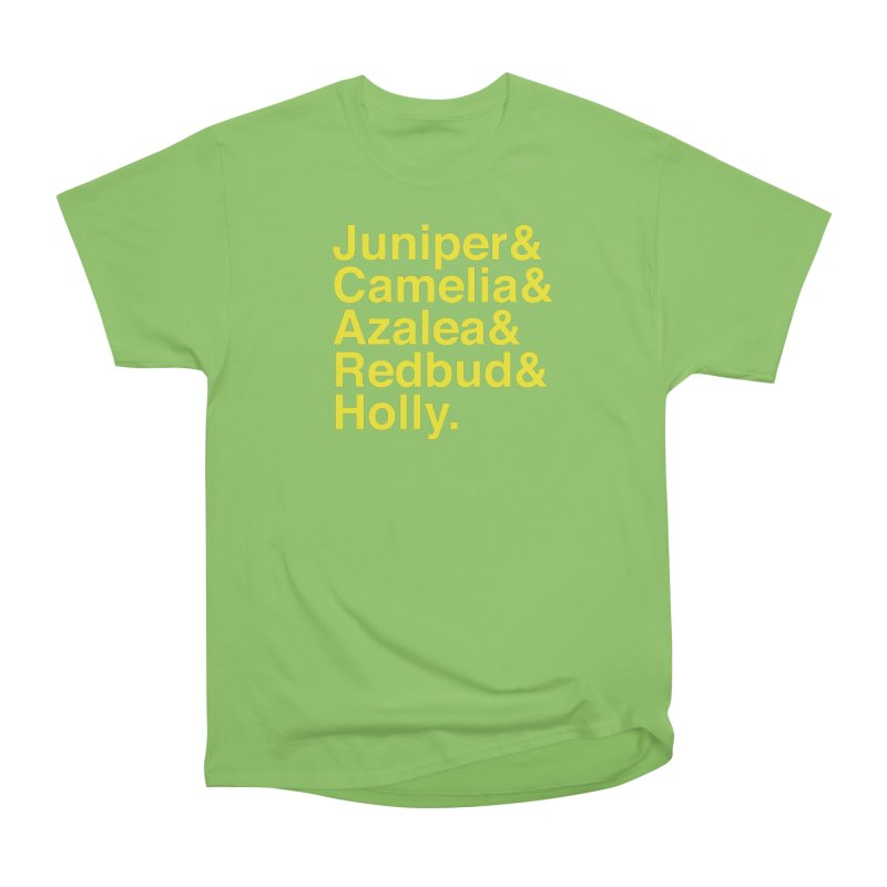 Favorite Holes Women's Heavyweight Unisex T-Shirt by Illustrations by Phil