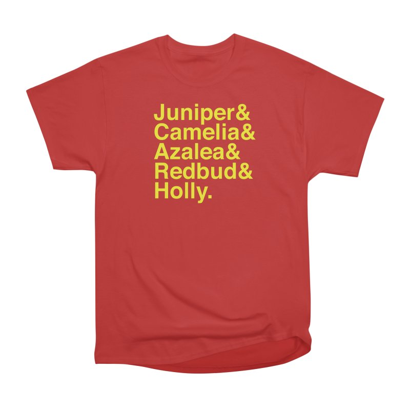 Favorite Holes Women's T-Shirt by Illustrations by Phil