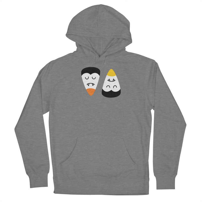 Vampire Candy Corn Women's Pullover Hoody by Illustrations by Phil