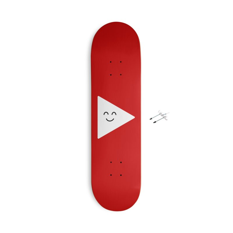 Let's Play! Accessories Skateboard by Illustrations by Phil