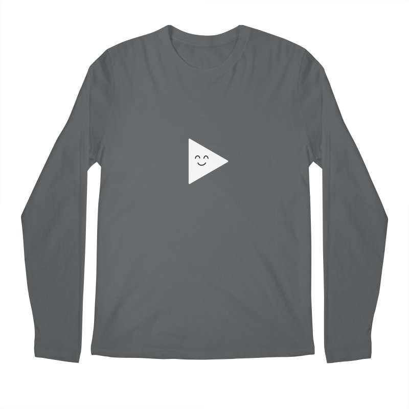 Let's Play! Men's Longsleeve T-Shirt by Illustrations by Phil