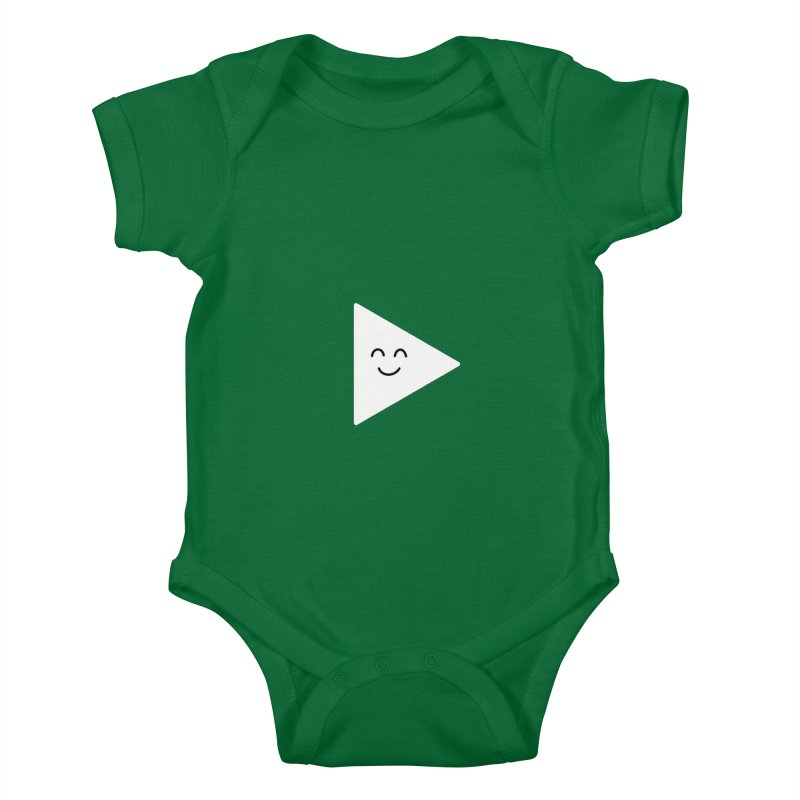 Let's Play! Kids Baby Bodysuit by Illustrations by Phil