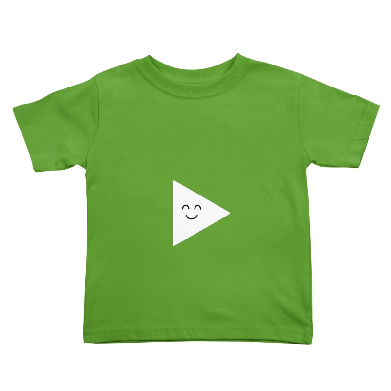 Let's Play! Kids Toddler T-Shirt by Illustrations by Phil