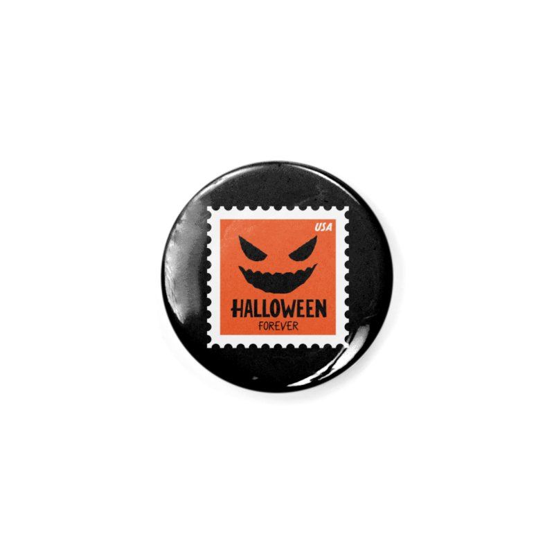 Halloween Forever! Accessories Button by Illustrations by Phil