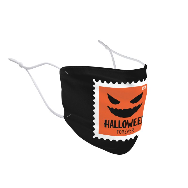 Halloween Forever! Accessories Face Mask by Illustrations by Phil