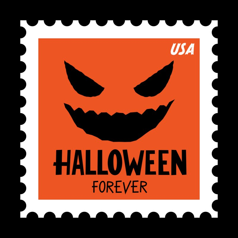Halloween Forever! Home Stretched Canvas by Illustrations by Phil