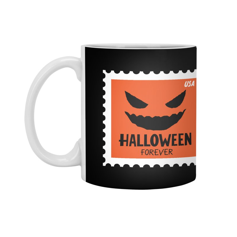 Halloween Forever! Accessories Mug by Illustrations by Phil