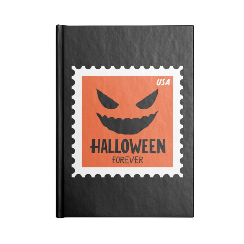Halloween Forever! Accessories Notebook by Illustrations by Phil