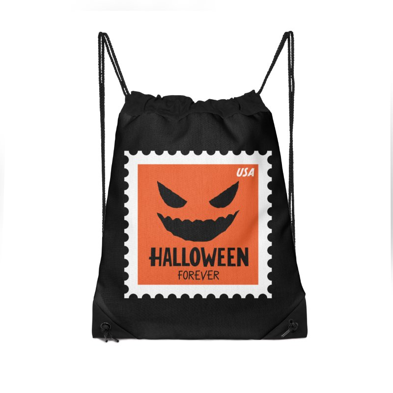 Halloween Forever! Accessories Bag by Illustrations by Phil