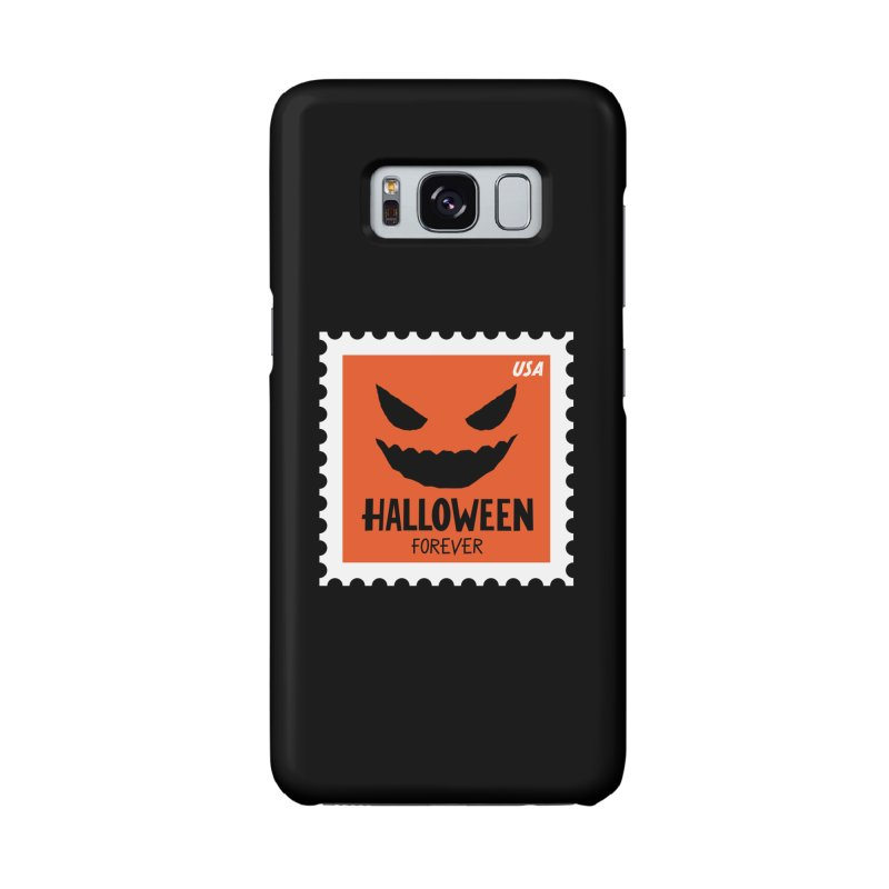 Halloween Forever! Accessories Phone Case by Illustrations by Phil
