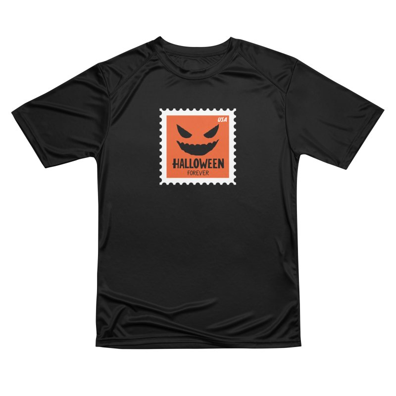 Halloween Forever! Women's T-Shirt by Illustrations by Phil