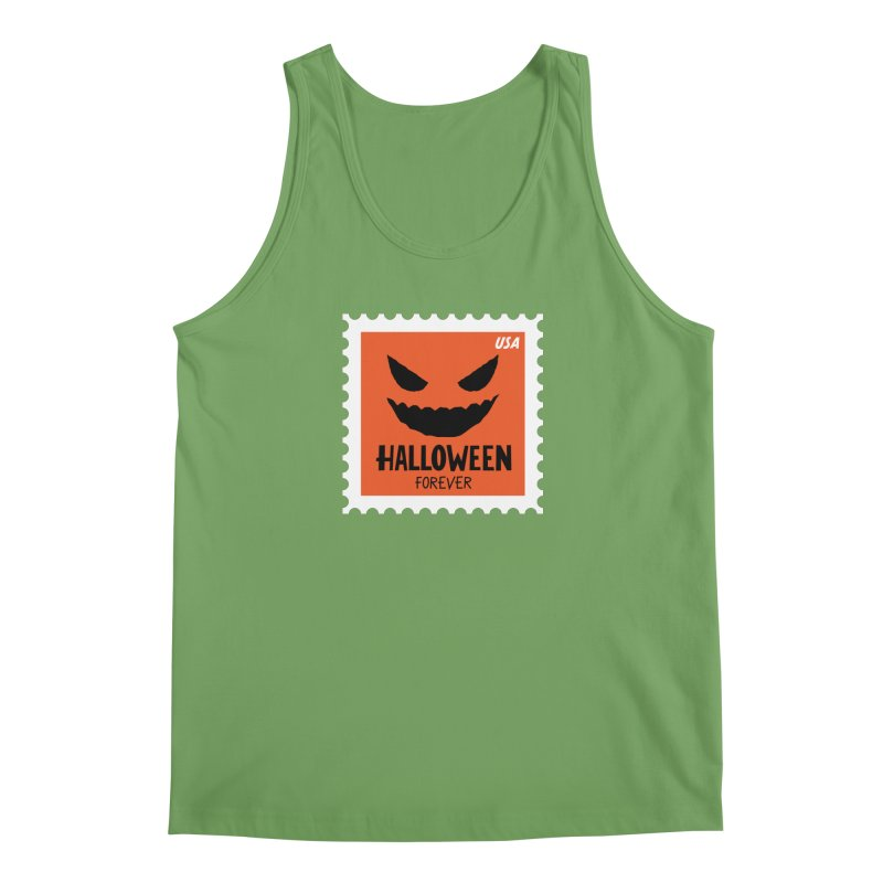 Halloween Forever! Men's Tank by Illustrations by Phil