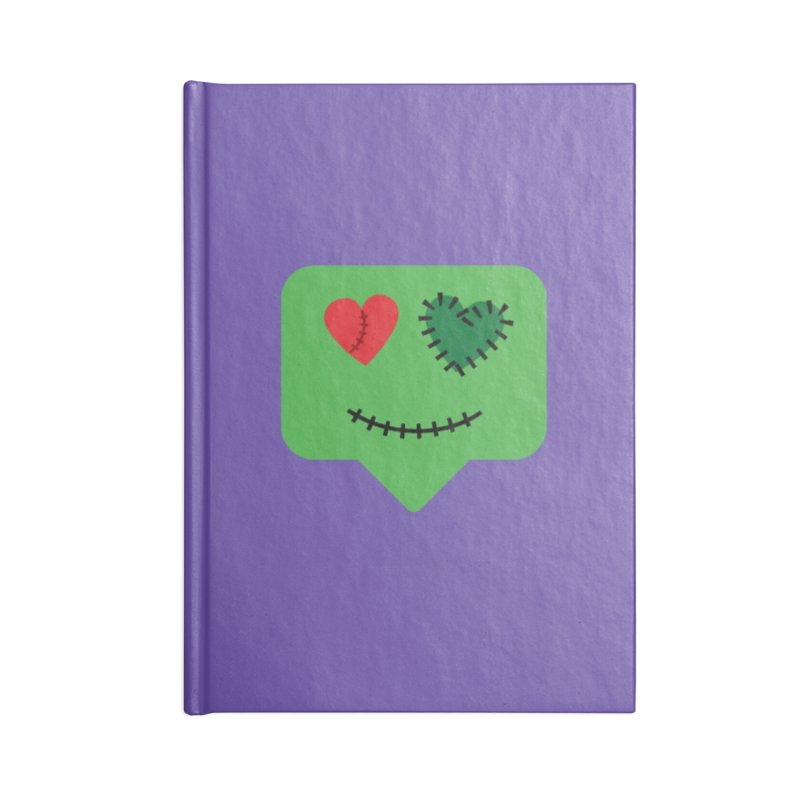 Frankie say trick-or-treat Accessories Notebook by Illustrations by Phil