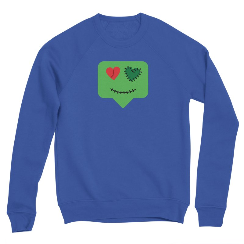 Frankie say trick-or-treat Women's Sweatshirt by Illustrations by Phil