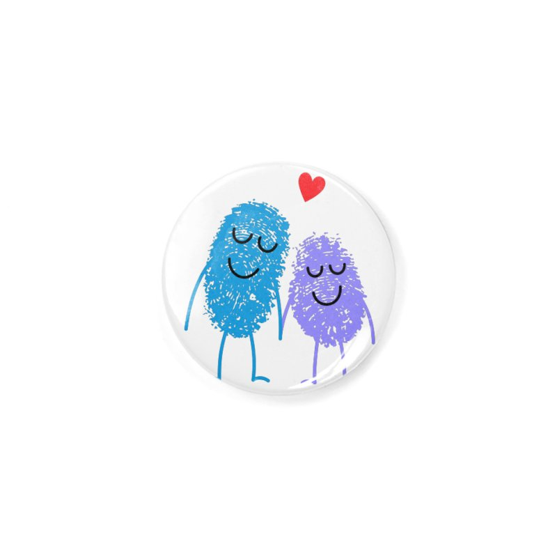 Prints, Charming Accessories Button by Illustrations by Phil