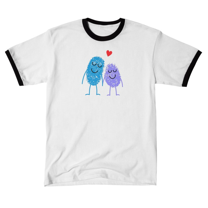 Prints, Charming Men's T-Shirt by Illustrations by Phil
