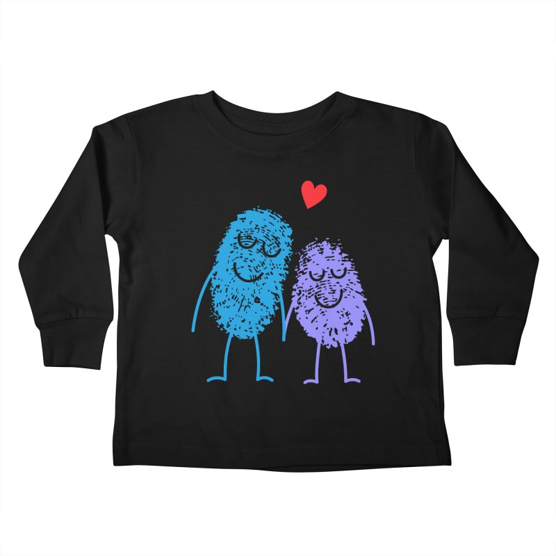 Prints, Charming Kids Toddler Longsleeve T-Shirt by Illustrations by Phil