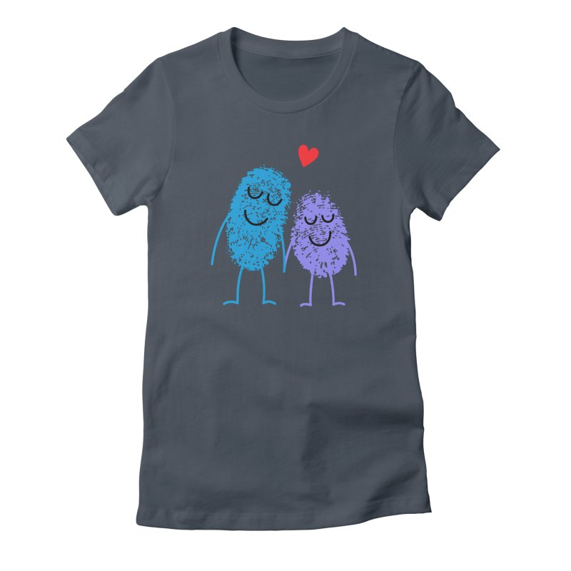 Prints, Charming Women's T-Shirt by Illustrations by Phil